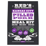 Red's Kansas City Pulled Pork Kit