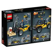 LEGO Technic Heavy Duty Forklift 42079