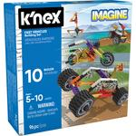 K'Nex  Beginner Fun Fast Vehicles Building Set