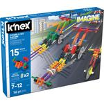K'Nex  Power & Go Racers Building Set