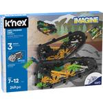 K'Nex  4WD Crusher Tank Building Set
