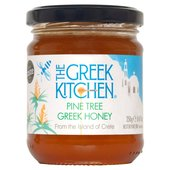 The Greek Kitchen Pine Tree Raw Honey