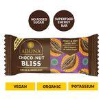 Aduna Choco-Nut Bliss with Cacao & Hazelnut Organic Raw Energy Bar
