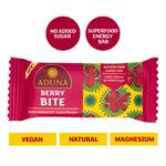 Aduna Berry Bite with Hibiscus Superfood Energy Bar