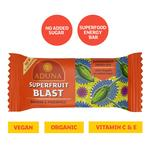Aduna Superfruit Blast with Baobab Superfood Energy Bar