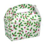 Gable Holly Cardboard Box
