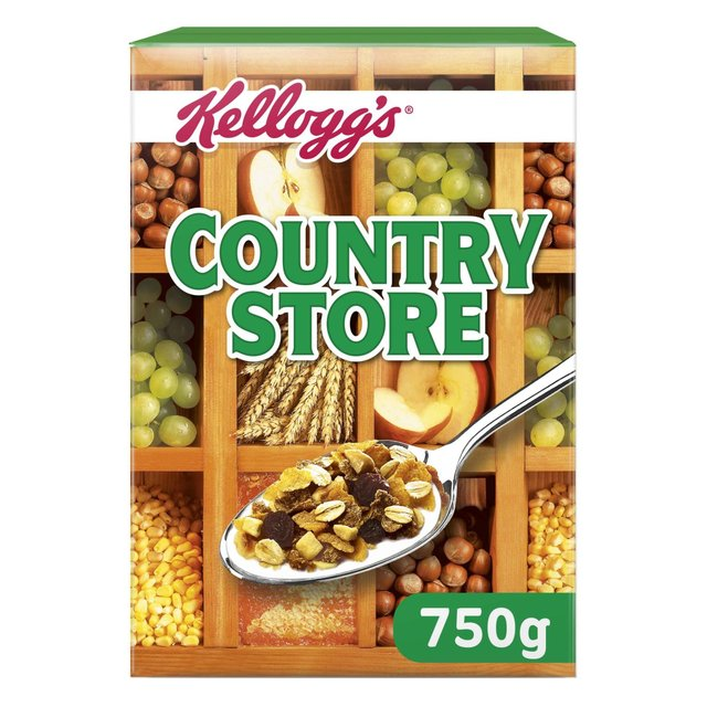 Kellogg's Country Store Luxury Wholesome Muesli