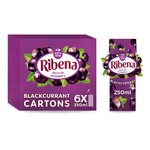 Ribena Blackcurrant Carton