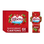 Ribena Strawberry Carton