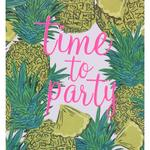 Caroline Gardner Time To Party Card