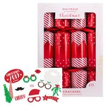 Waitrose Photobooth Christmas Crackers