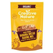 Creative Nature Wholegrain Banana Bread Mix