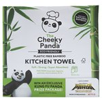 The Cheeky Panda Natural Bamboo Kitchen Rolls