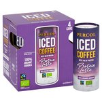 Percol Fairtrade Organic Iced Coffee Protein Latte