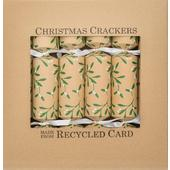 Simply Mistletoe Recycled Crackers