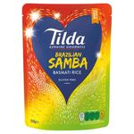 Tilda Brazillian Samba Steamed Basmati Rice