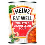Heinz Eat Well Tomato & Cannellini Beans Soup