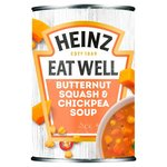 Heinz Eat Well Butternut Squash & Chickpea Soup