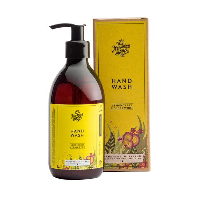 The Handmade Soap Co Hand Wash Lemongrass & Cedarwood