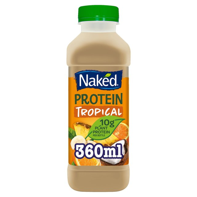 Naked Protein Tropical Punch