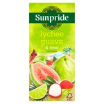 Sunpride Lychee Guava Lime