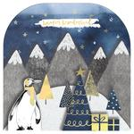 Special Delivery Premium Pop-Up 3D Christmas Cards