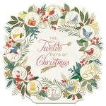 Twelve Days of Christmas Greeting Cards