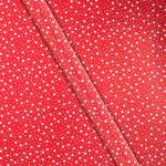 Waitrose Red Stars Christmas Giftwrap Roll