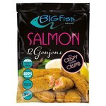 BigFish Salmon Goujons Crispy Golden Crumb