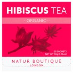 Natur Boutique Organic Hibiscus Tea