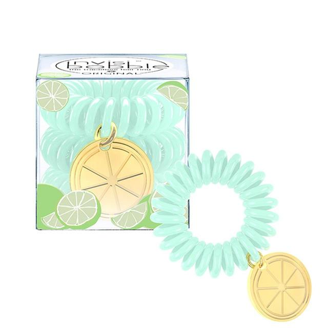 Invisibobble Turquoise Charm Hair Ties
