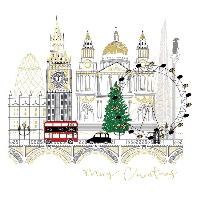 London Scene Christmas Cards