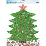 Where's Wally 3D Advent Calendar