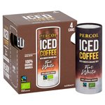 Percol Fairtrade Organic Iced Coffee - Flat White