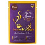 Turmerlicious Choco 20g Packet - Instant Turmeric Latte Dairy Free