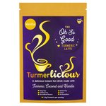 Turmerlicious Vanilla 200g Packet - Instant Turmeric Latte Dairy Free