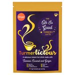 Turmerlicious Ginger 200g Packet - Instant Turmeric Latte Dairy Free