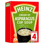 Heinz Cream of Asparagus with Croutons Cup Soup