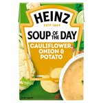 Heinz Soup of the Day Cauliflower, Onion & Potato
