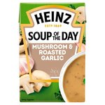 Heinz Soup of the Day Mushroom & Roasted Garlic