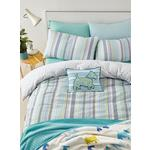 Helena Springfield Lexi Single Bed Set, Aquamarine