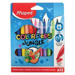 Maped Colour'Peps Jungle Felt Tip Pens