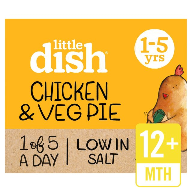 Little Dish 1Year+Chicken Pie