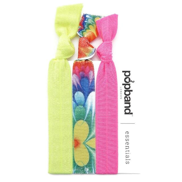Popband London Essentials Woodstock Hair Ties