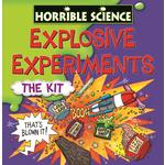 Horrible Science Explosive Experiments 10+