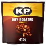 KP Nuts Dry Roasted Peanuts Sharing Bag