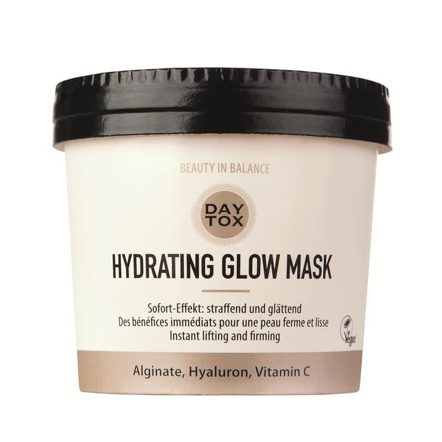 Daytox Natural Hydrating Glow Mask Instant Lifting and Firming, Vegan