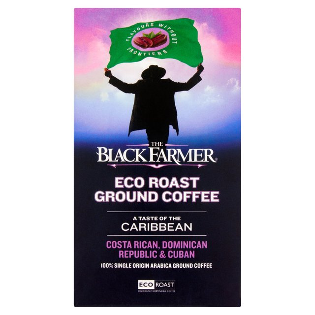 The Black Farmer Taste Of The Caribbean Ground Coffee