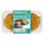 Waitrose Cajun Spiced Prawn & Sweet Potato Fishcakes