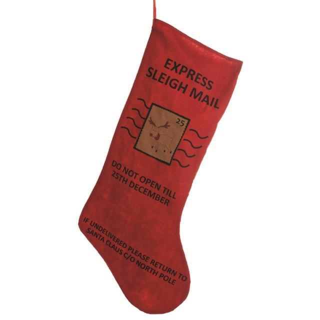 giant christmas stocking red - Giant Christmas Stocking